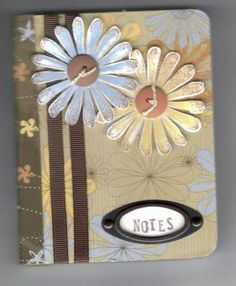 Looks Like Spring Mini Comp Book by suzannemoore - Cards and Paper Crafts at Splitcoaststampers