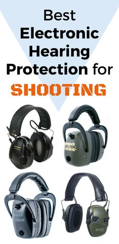 Here's our review of the most popular ear muffs for all budgets and what we suggest for all-day shooting competitions