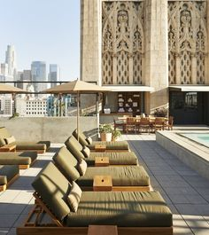 Best Rooftops in Los Angeles - Bars, Pools, and More - Thrillist