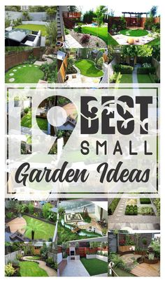 Size doesn't always matter in terms of having a beautiful home garden. Check this list of the best beautiful small garden ideas to apply in your home. Beautiful Home Gardens, Beautiful Homes, Small Gardens, Garden Plants, Garden Ideas, How To Apply, Home And Garden, Table Decorations, Inspiration