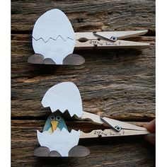 Anyone Home? ( By Molas & Co)   #Easter Celebrations: #DIY Projects