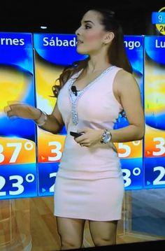 latina weather girl forecast