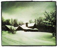 Snow Houses Vermont