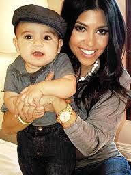 Kourtney is my fav! & mason is such a cutie!