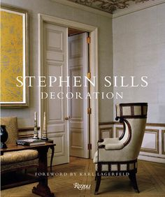 Stephen Sills Decoration