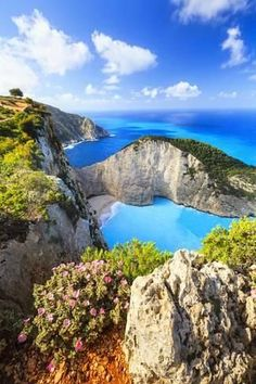 Photographic Print: Navagio Bay by Evgeni Dinev Photography : 24x16in