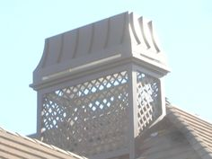 chimney cap, faux chimney, gas pipe, rio grand, hide a pipe