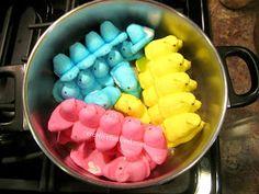 Creative Food: Rice Krispies PEEPS and over 20 PEEPS ideas!