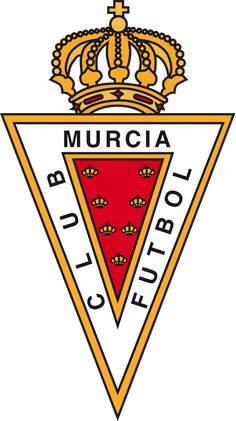 Real Murcia Club de Fútbol, S. is a Spanish football club based in Murcia, in the namesake region. Founded in 1908 it currently plays in Segunda División, playing home matches at Estadio Nueva Condomina, which holds spectators. Football Team Logos, Soccer Logo, Sport Football, Soccer Teams, Sports Logos, Jersey Atletico Madrid, Team Mascots, Great Logos