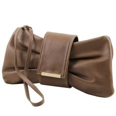 Priscilla - leren clutch - TL141358 - Tuscany Leather