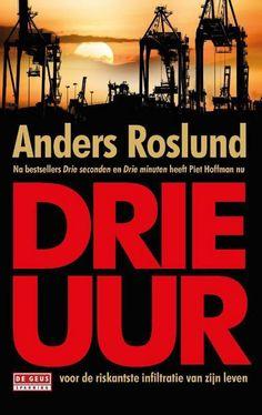 144-2020 Anders Roslund - Drie uur Thrillers, Best Sellers, Detective, Stockholm, Reading, Movies, Movie Posters, Soldiers, Films