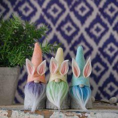 Bunny Gnome MINI Easter Gnome Nordic Gnome Original