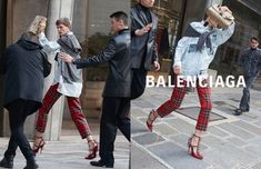 Balenciaga Spring 2018 campaign
