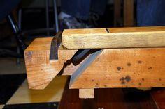 2007 Inomoto Dai Making Seminar: Day 0 - 2007/10/26 Japanese Woodworking Tools, Diy Hacks, Carpentry, Crafts, Wood Working, Planes, Asian, Japanese Woodworking, Workshop