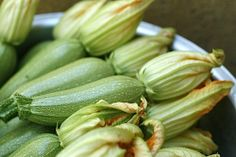 Lebanese food blog...from squash flower soups to tabouleh, everything you need is here!
