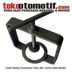 Clutch Spring Compressor Vario, Mio, Kymco (New Model) -   Kode : 070065 Nama : Clutch Spring Compressor Vario, Mio, Kymco (New Modal) Merk : American Tool No. Part Produsen : 8958042 Berat Kirim : 3 kg Description : Vario, Mio, Kymco (New Model)  #clutchspringcompressor