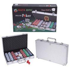 Fantástica maleta de póker en aluminio. http://www.cosaspararegalar.es/ideas-para-regalar/juegos-de-mesa/maleta-poker.html