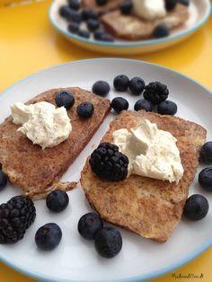 I onsdags var jeg i Go'Morgen Danmark og lave morgenmad. Her lavede jeg bl.a. french toast, som virkelig er en af favoritterne herhjemme. Jeg havde lidt brød til overs og har derfor siden kun…