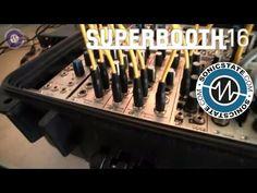 Superbooth 2016: New NI Reaktor Blocks For External Gear - YouTube