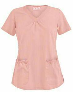Scrubs, Nursing Uniforms, and Medical Scrubs at Uniform Advantage Medical Scrubs, Nurse Scrubs, Save The Tatas, Scrubs Uniform, Uniform Advantage, Everything Pink, Scrub Tops, Pink Tops, Dress Patterns