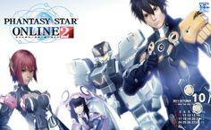 Phantasy Star Online 2 HD Wallpaper
