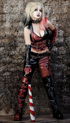 A Harley Quinn Cosplay That Would Make Mistah J Proud by Shermie-Cosplay More cosplay atAllThatsEpic&Follow us onTwitter! Submitus your cosplays