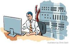 Resultado de imagem para clipart computer jobs