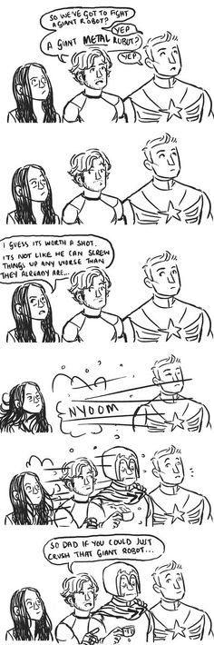 Quicksilver and Scarlet Witch have the perfect solution for Avengers: Age of Ultron.