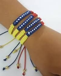 pulseras en mostacilla de venezuela - Buscar con Google Bracelets, Google, Jewelry, Jewlery, Bijoux, Jewerly, Bracelet, Bangles, Jewelery