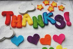 Thanks! by therainbowroom, via Flickr
