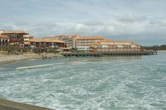 2009. Itsas lakua, Port Albret, Bokale Zaharra, Labrit, Ipar Nafarroa. Author: Gorka J. Palazio License: CC by-sa