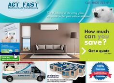 Act Fast Electrical & Air Conditioning is always committed to provide world class air conditioning service in Brisbane North. We use world class ducts for your air conditioning and cater to all kind of ducted air conditioning in North Brisbane and North Lake. Address : 48 Intrepid Court, Newport QLD 4020, Australia Phone No : 0405 781 414