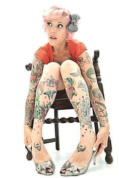 Tattoos For Women http://outlineink.com/