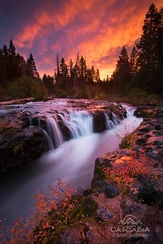 Crimsion Gorge - Rogue River, Oregon