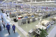 Global Sourcing Optimization in Factories