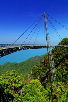 If you've a head for heights, Langkawi Sky Bridge offers spectacular views
