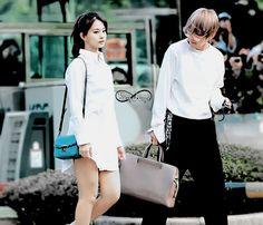 #taetzu #taehyung #tzuyu #bangtwice #bts #twice #taehyung_tzuyu Bts Twice, Twice Kpop, Kpop Couples, Boy Groups, Taehyung, Handsome, Wattpad, Chemistry, Boys