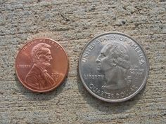 Super glue a couple coins to the ground outside. | 41 Genius April Fools' Day Pranks Your Kids Will Totally Fall For