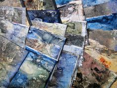 Image Transfers with Citra Solv | Magpie's Nest ~*~ Patty Szymkowicz