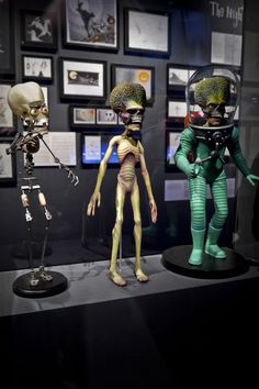 Tim Burton -> Mars Attack #1
