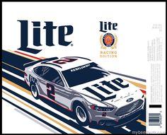 mybeerbuzz.com - Bringing Good Beers & Good People Together...: Miller Lite Racing Edition & Rodeo Houston 2016