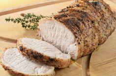 This is a flavorful for orange pork roast, and the slow cooker makes the recipe snap to cook. The orange-flavored juices are reduced and thickened.