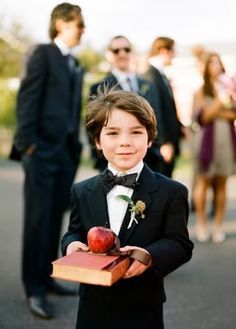 suits, kid, red, apple, black, classic, ring bearer outfits, Summer, vintage , Napa Valley, California