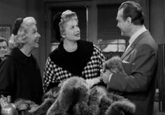 Vivian Vance, Lucille Ball & Red Skelton
