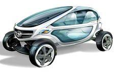 Meet the #MercedesBenz #Vision #GolfCart http://www.benzinsider.com/2013/07/mercedes-benz-vision-golf-cart/
