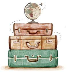 Espaço das Mamães: Férias chegando .... Vai viajar com crianças?