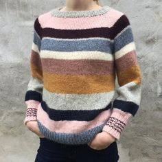 "Image of ENG-016 ""In A Jiffy"" Sweater Size XS (S) M (L) XL"
