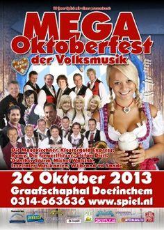 MEGA Oktoberfest der Volksmusik