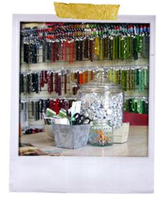 beads, ribbon, metals, jewelry making supplies and more