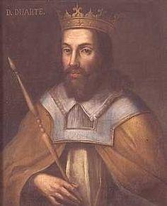 """A Monarquia Portuguesa 1433 - 1438 D. Duarte I """"O Eloquente"""" (31 Outubro 1391 Viseu-9 Setembro 1438 Batalha) Casou com D. Leonor de Aragão"""